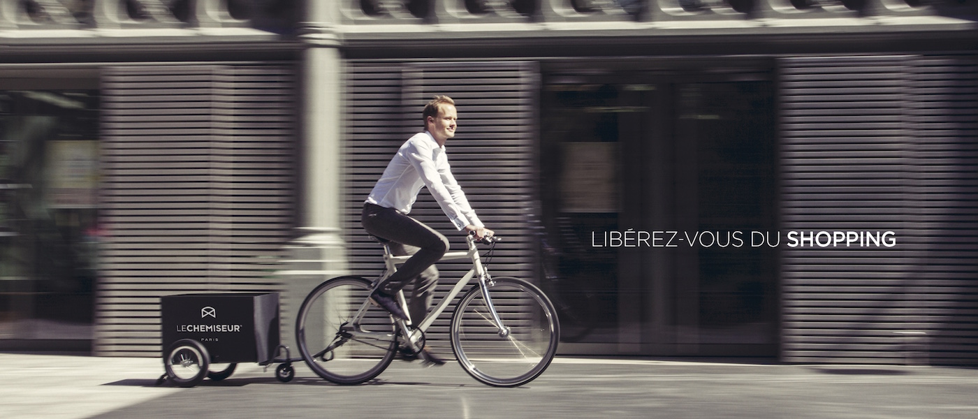 libérez vous du shopping vélo paris