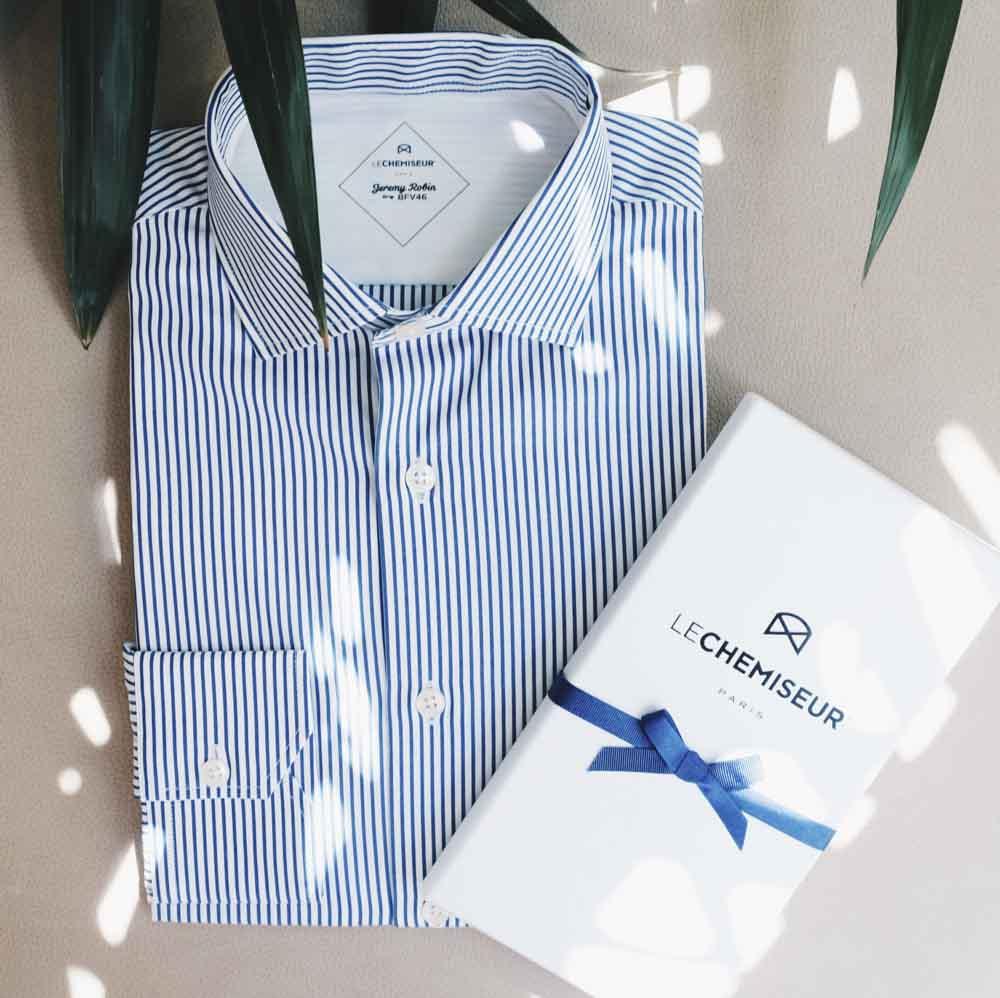 chemise homme cadeau professionnel