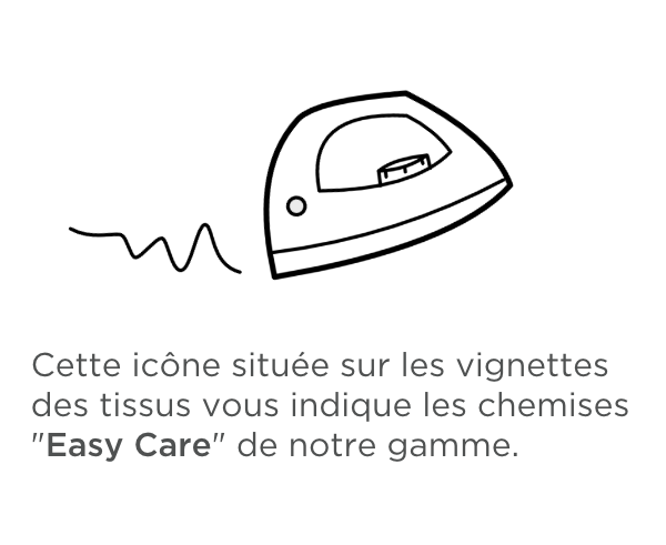 Icon Easy Care LE CHEMISEUR