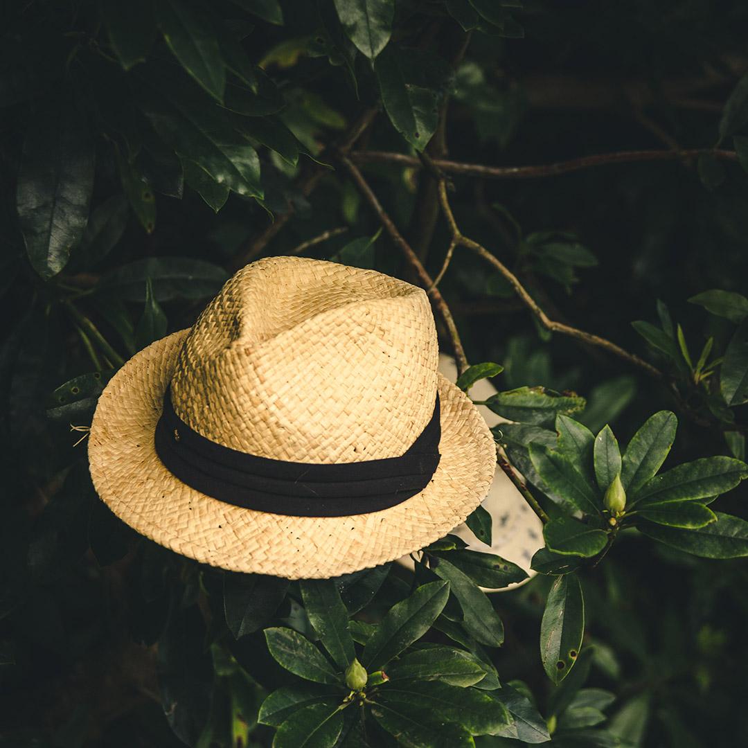 chapeau accessoire chemise homme