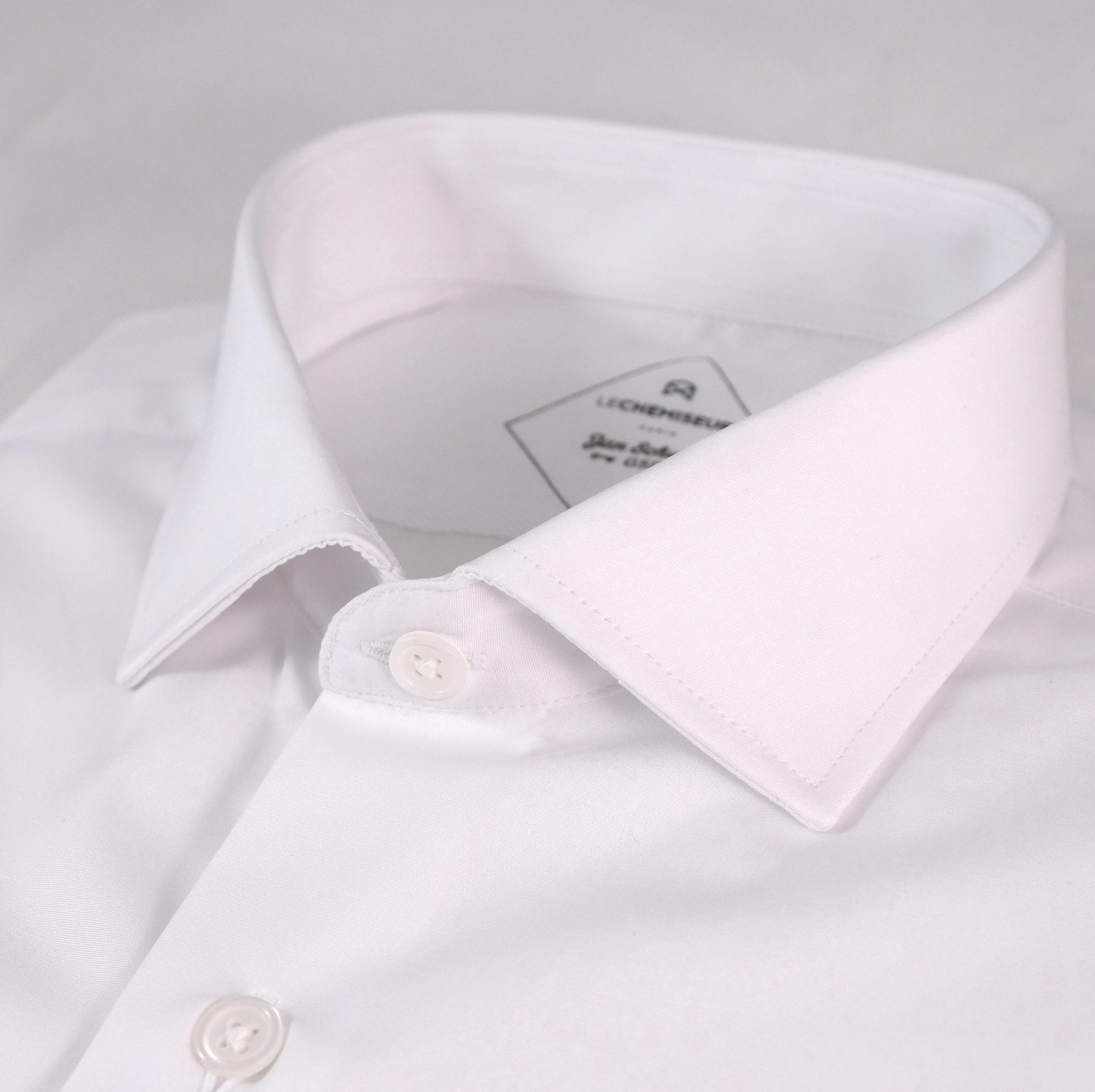 Une chemise blanche popeline. Un basique intemporel pour l été ou la  mi-saison 4a8dc400476