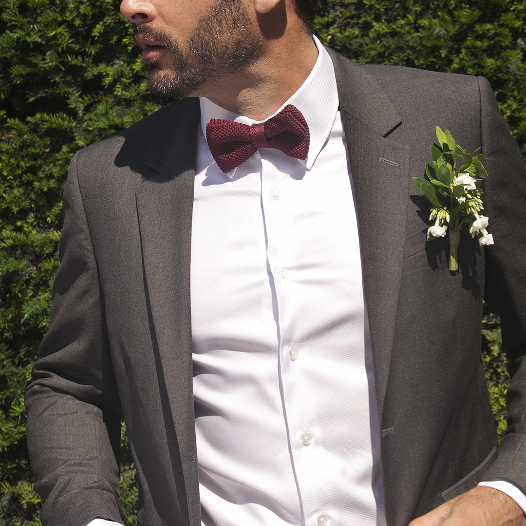 chemise homme mariage