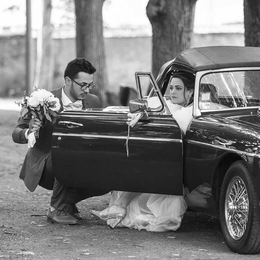 chemise homme mariage noir et blanc