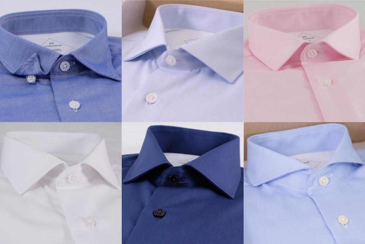 chemises repassage facile easycare