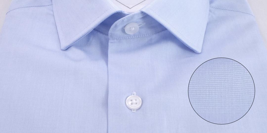Tissage fil à fil bleu