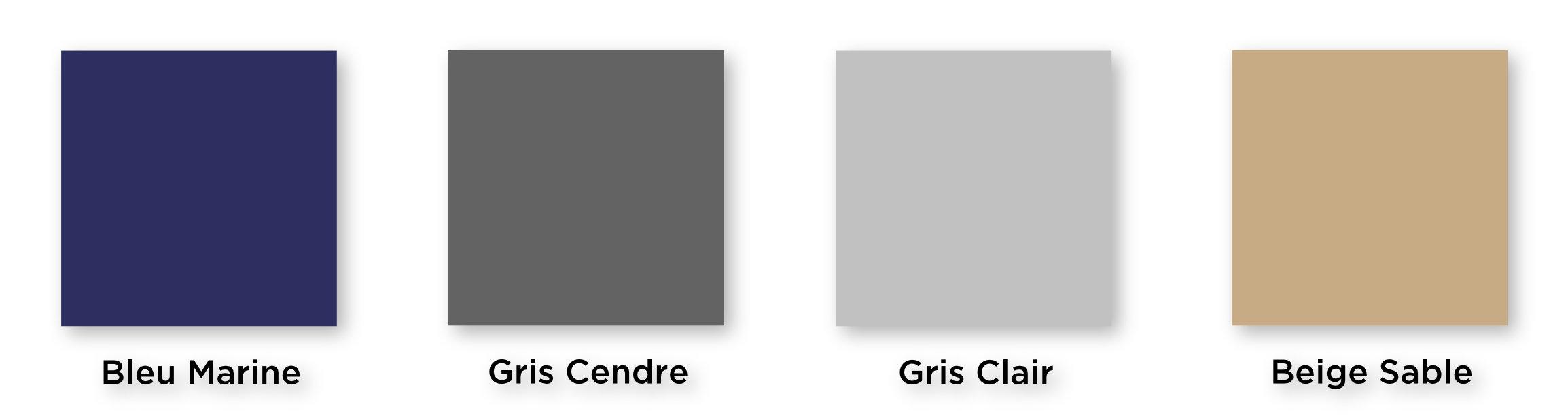 choisir une couleur de chemise