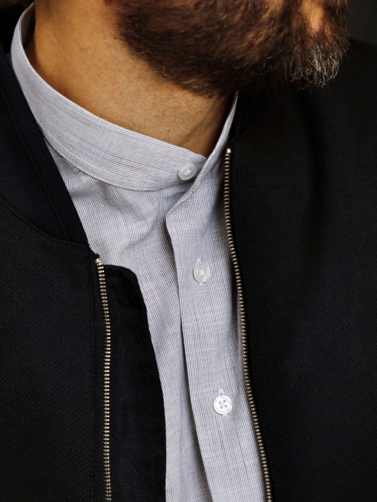 chemise homme chambray