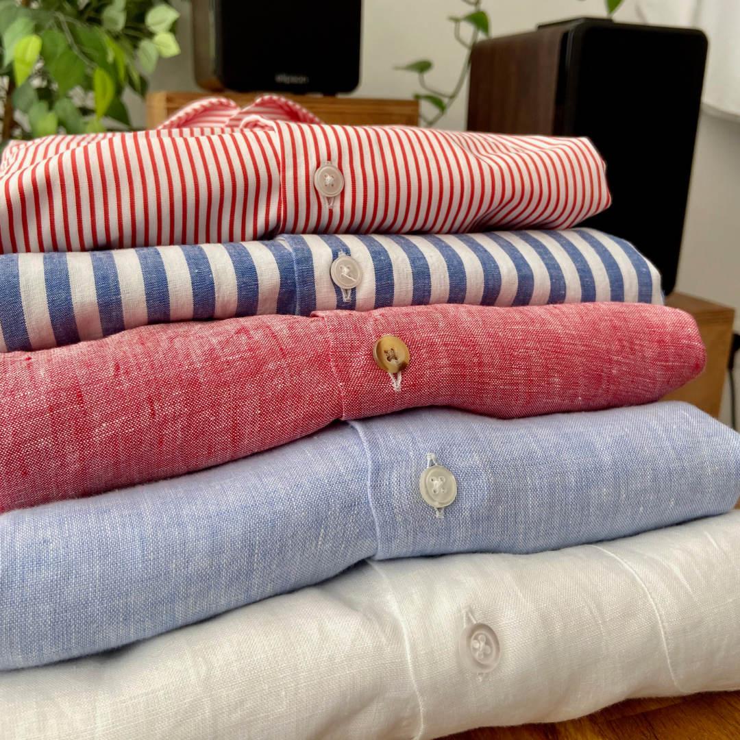 chemise homme lin