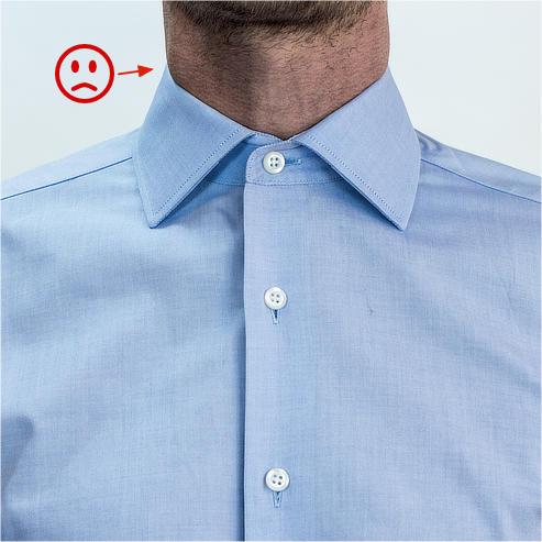 Chemise cintre, trop serre ? sur le forum Blabla 18-25