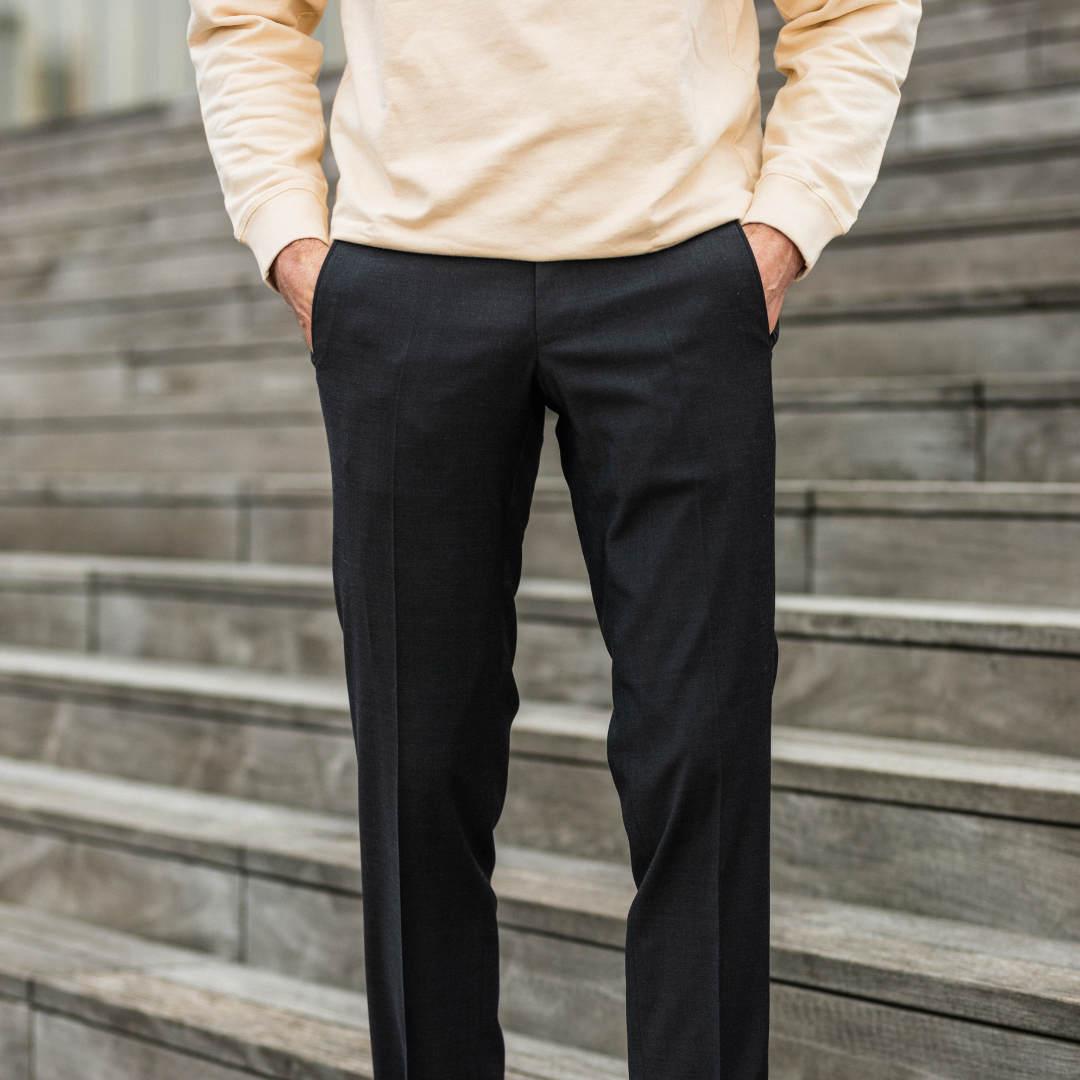 pantalon stylé