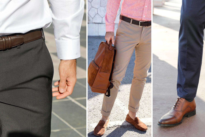 pantalon stretch habillé classe chino smart