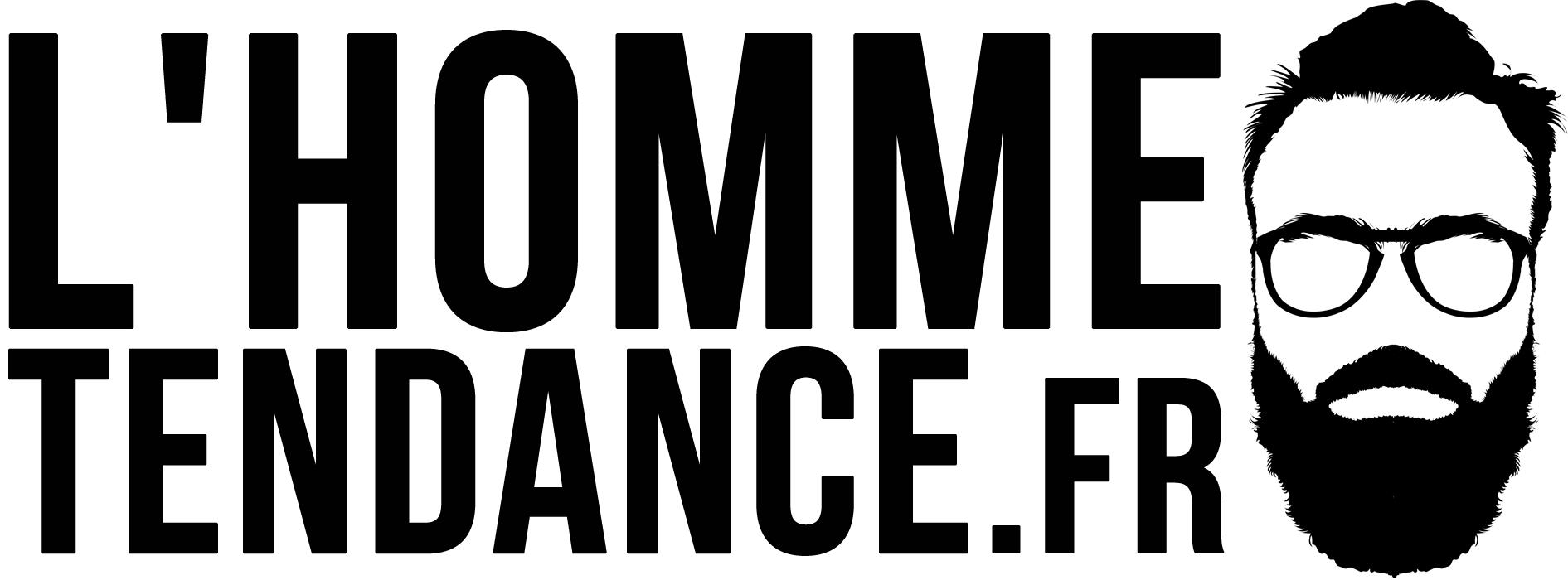 Logo blog l'homme tendance