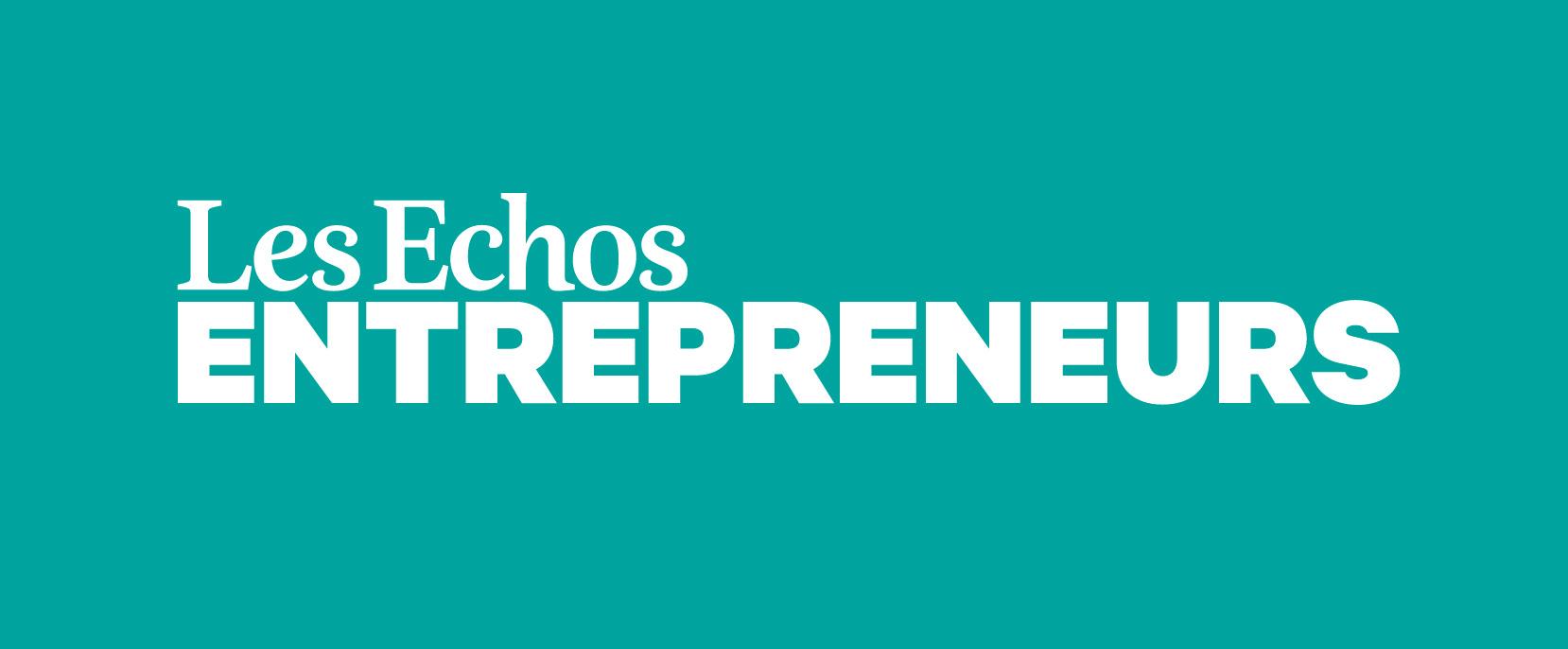 Logo les échos entrepreneurs