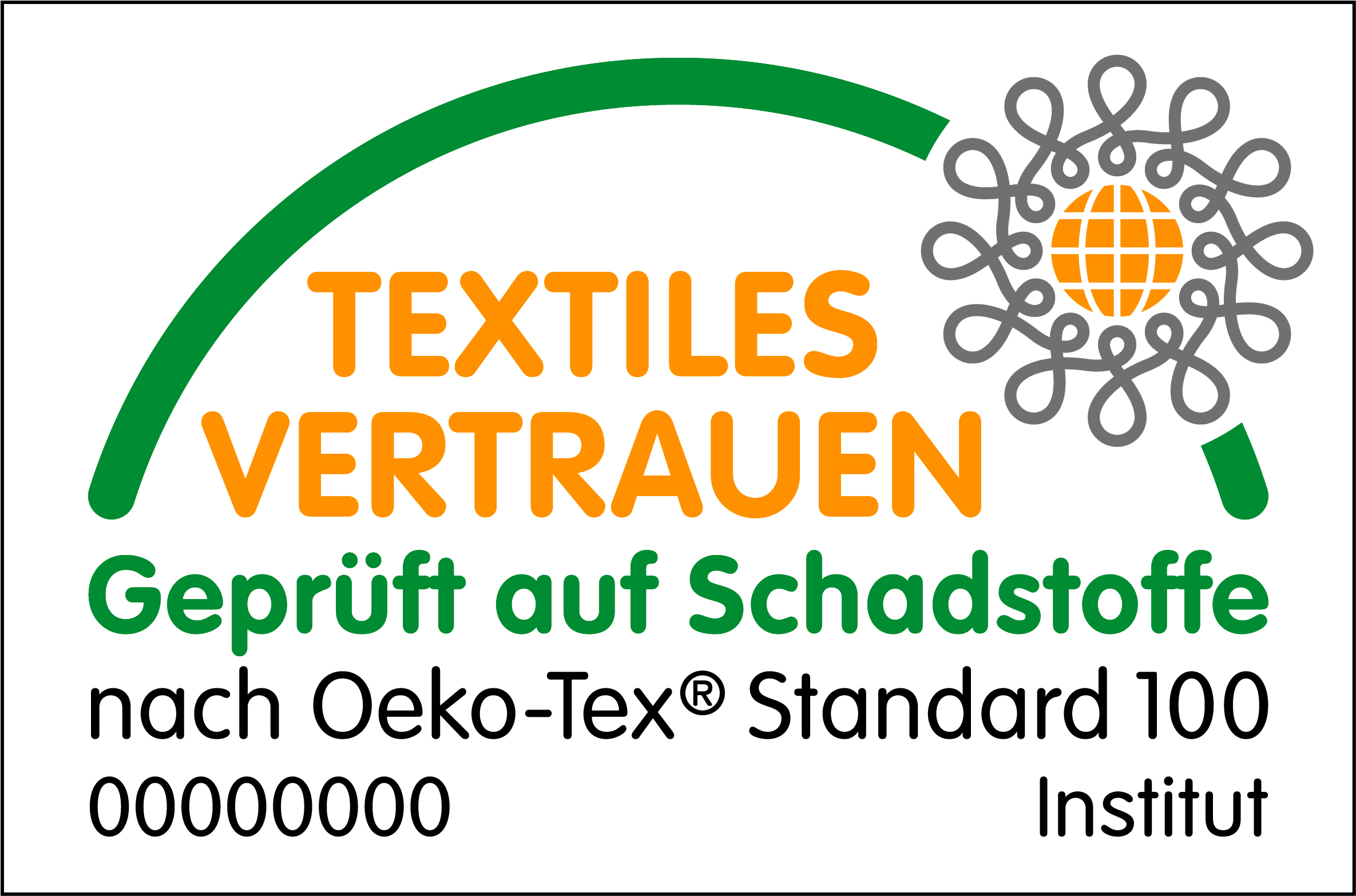 textil Vertrauen