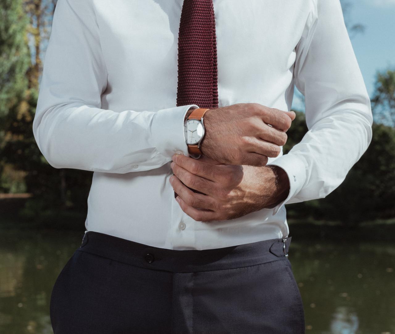 chemise homme entretien d'embauche