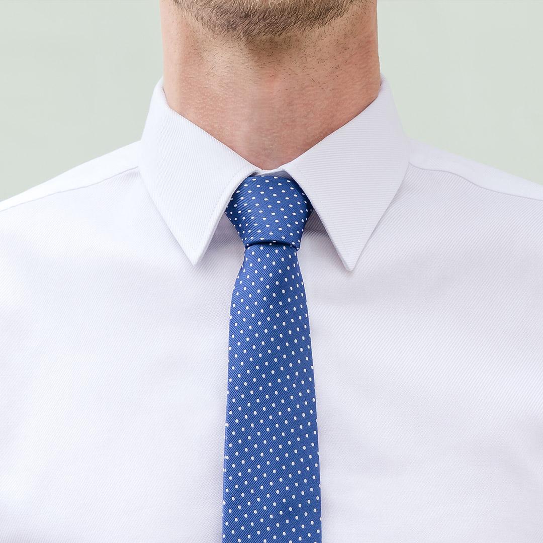 chemise homme sur mesure col français