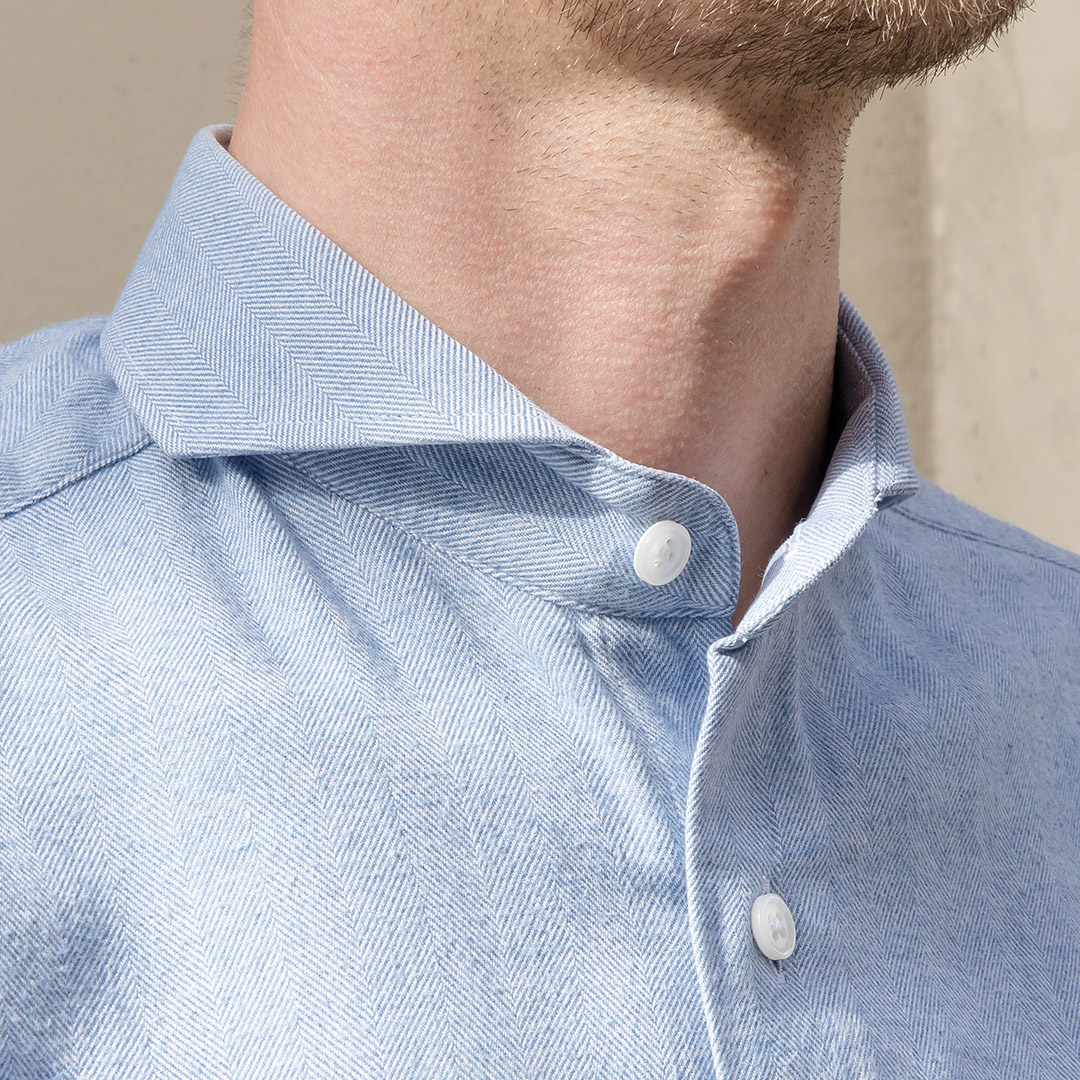 chemise homme col cutaway