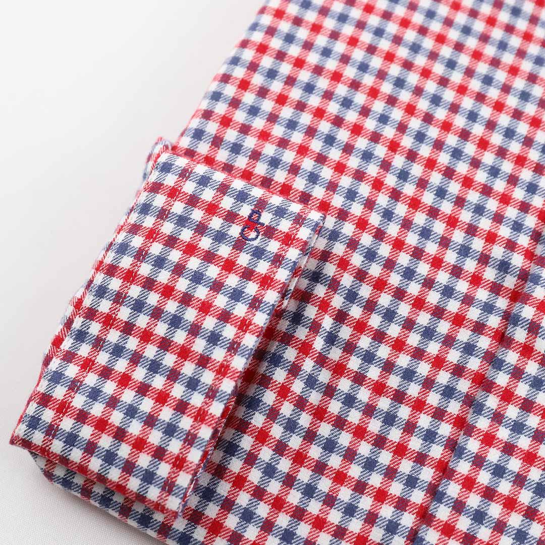 chemise flanelle homme a carreaux