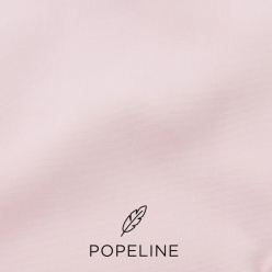 Chemise homme popeline rose clair UP01