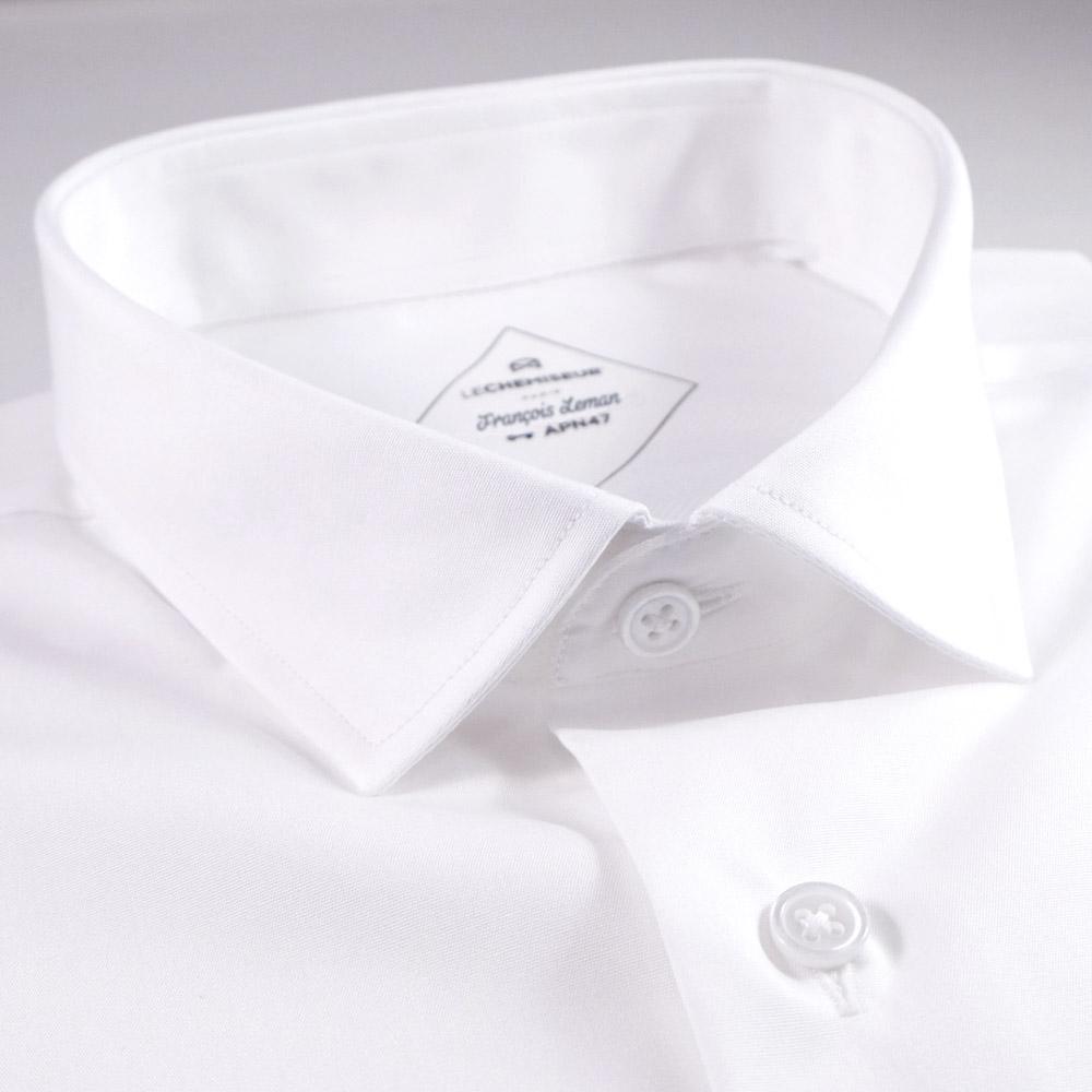 chemise-homme-blanche-facile-à-repasser