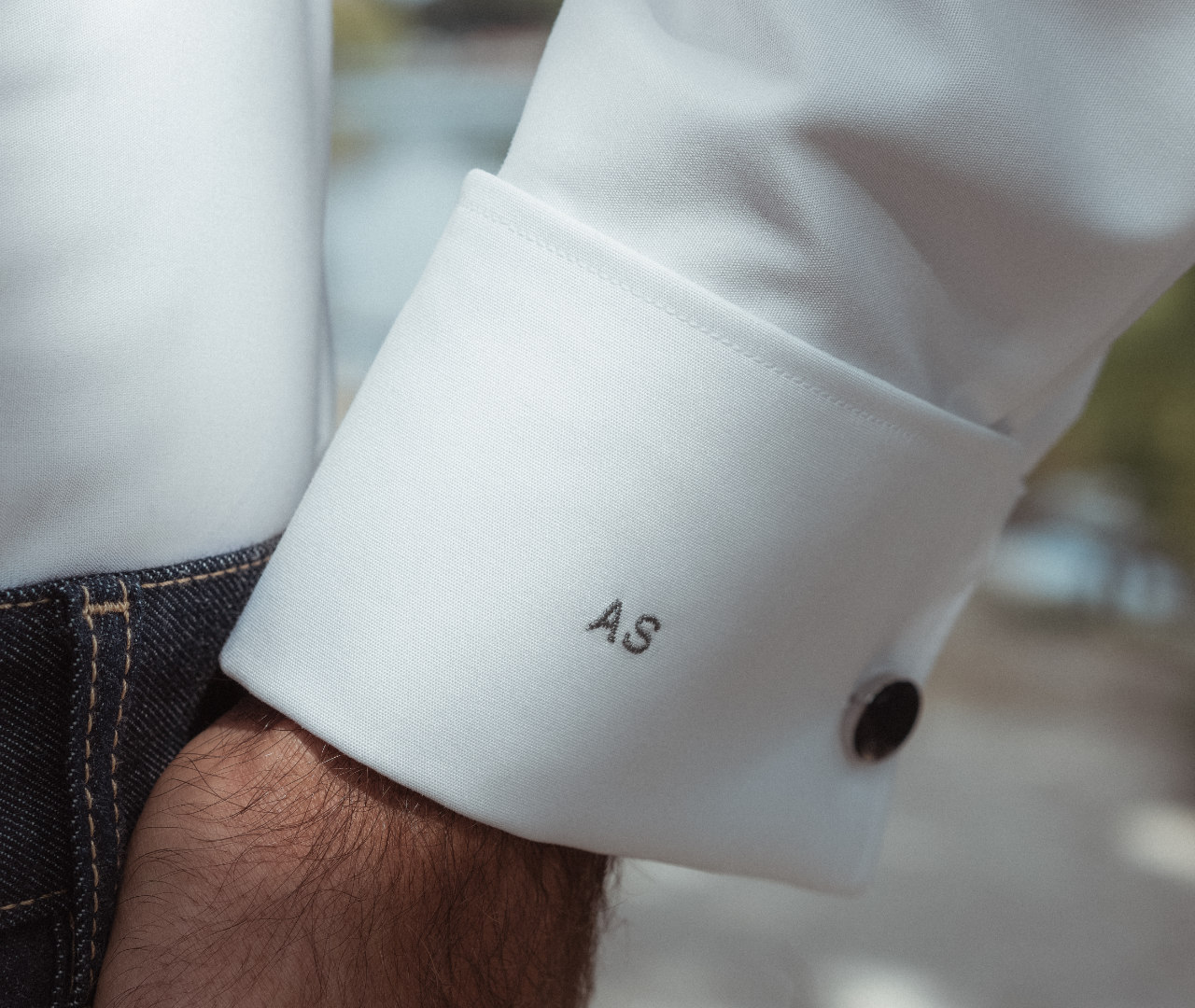 chemise homme sur mesure wendler blanche